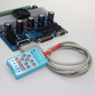 CNC Manual 5 Axis Handle Controller For TB6560 5 Axis Stepper Motor