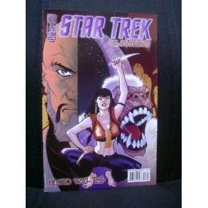 Star Trek Klingons   Blood Will Tell #3 Scott Tipton Books