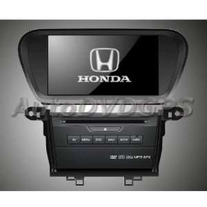 Honda Accord Euro & Acura TSX DVD GPS Navigation Radio Electronics