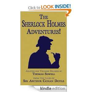 The Sherlock Holmes Adventures! (On the Case with Holmes and Watson