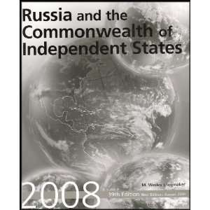 of Independent States 2008 [39th Edition] M. Wesley Shoemaker Books