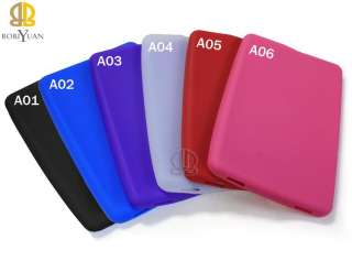 Silicone Skin Case Cover For  kindle fire 7 in 6 colors