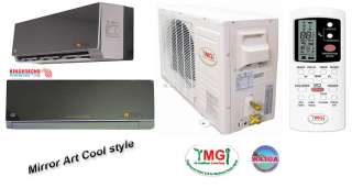 Mini Split Air Conditioner YMGI Vth SANYO Cool & Heat Mirror ART COOL