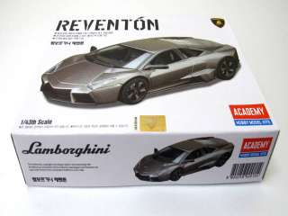 Lamborghini REVENTON ACADEMY CAR MODEL KIT 1/43 SCALE