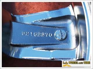 18 PONTIAC GTO OEM CHROME WHEELS RIMS HOLDEN EXCHANGE
