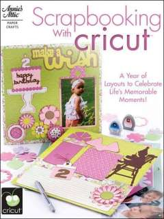 SCRAPBOOKING WITH CRICUT 12x12 Scrapbook Page Layout Paper Craft Idea