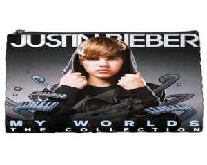 New Justin Bieber Cute Pencil Case School Gift