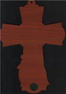 JESUS CRUCIFIXION CROSS PICTURE HOME INTERIOR DECOR BIG