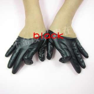 1xFashionable modelling SATC Half Gloves Star Favorite