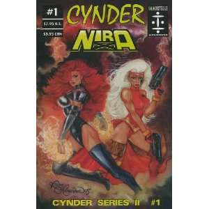 Cynder (1996 2nd Series) #1: Books