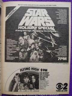 1978 Robert Urich Judy Landers Phyllis Davis Tony Curti