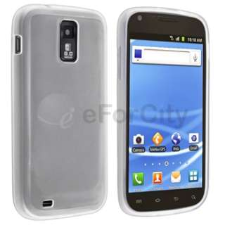 GEL TPU CASE For T MOBILE SAMSUNG GALAXY S 2 II T989 HERCULES