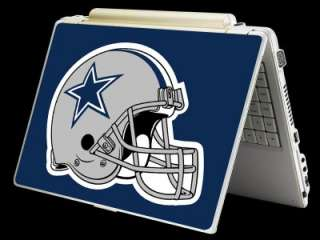 Dallas Cowboys Laptop Art Skin Sticker Cover For 10 ~ 15 Notebook
