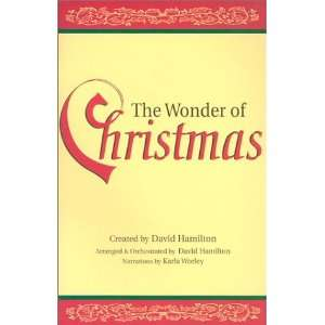 The Wonder of Christmas: Satb (9783010406017): David Hamilton: Books