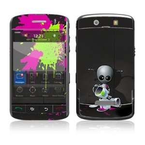 Baby Robot Decorative Skin Decal Cover Sticker for