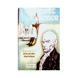 of Alexander Hamilton (9780882792323) Holmes Moss Alexander Books