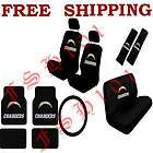 New 15pc NFL San Francisco 49ers Seat Covers Set