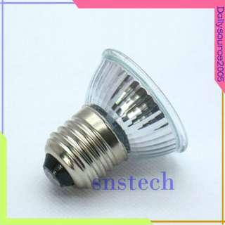 24 LED E27 White Screw Lamp Light Bulb Spotlight 2W