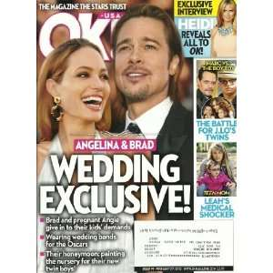 OK! Magazine February 27, 2012 Teen Mom, Angelina & Brad