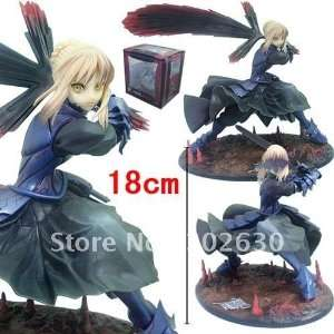 fate stay night saber pvc figure Toys & Games