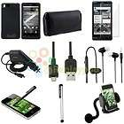 Mega Accessory Case Charger Cable For Motorola Droid X2