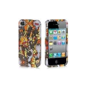Apple Iphone 4, 4s Phone Protector Hard Cover Rocket Man
