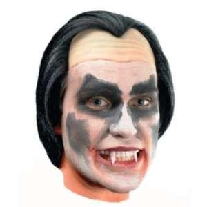 Dracula Vampire 5pc Halloween Fancy Dress Wig & Make up Toys & Games