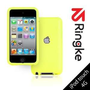 Rearth Ringke Apple iPod Touch 4 Case Lemon  Players