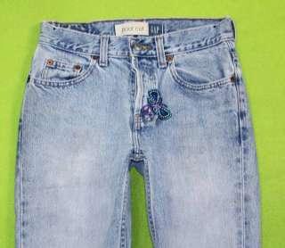 30 Womens Blue Jeans Denim Pants Bootcut Work Jeans EF76
