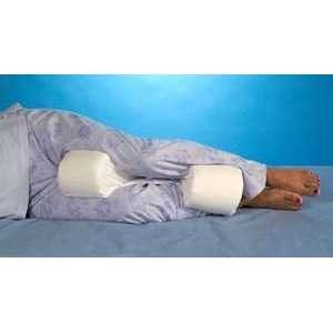 Softeze memory foam Double Leg Separator With Blue Polycotton Zippered
