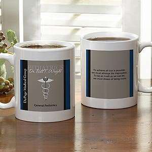 Personalized Coffee Mugs for Doctors   Medical Professions