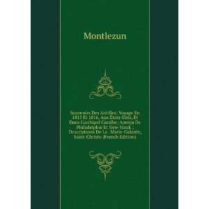 De Philadelphie Et New Yorck ; Descriptions De La . Marie Galante