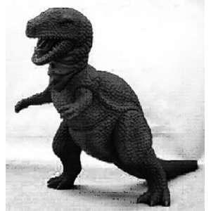 King Kong Tyrannosaurus Soft Vinyl Statue Figure Toys