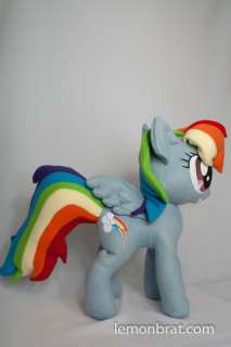 Rainbow Dash, My Little Pony, Friendship is Magic, New, Plushie, Doll