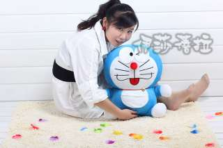 NEW Large Plush Japan Anime Doraemon Toy Doll 25High~ Super Cute