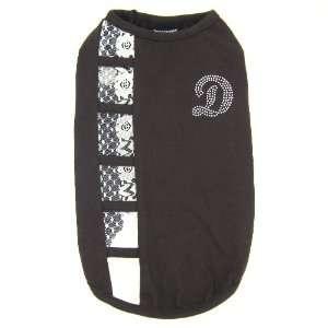 Doggy Dolly Designer Dog Apparel   Ava Lace T shirt