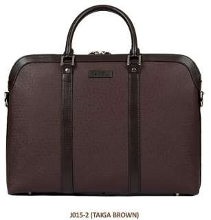 Mens PU Leather Business Briefcase Shoulder Cross Body Bag Brown Black
