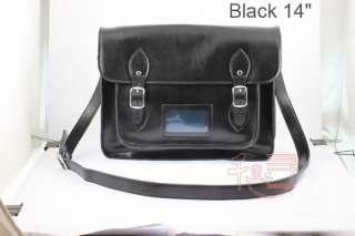 NW Inspired Cambridge Real Leather Satchel Shoulder Bag