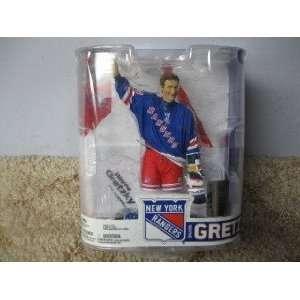 New York Rangers Blue Uniform Retirement Action Figure Toys & Games