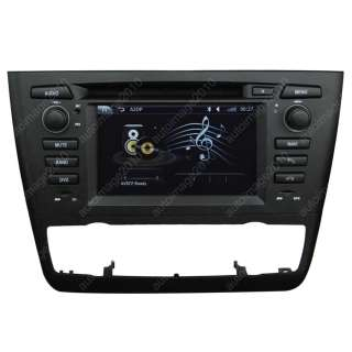 BMW 1 Series E87 116i/118i/120i/30i/130d Car GPS Navigation Radio DVD