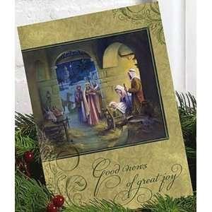 Wise Men   Good News (Abbey Press 5335 5T) Christmas Card