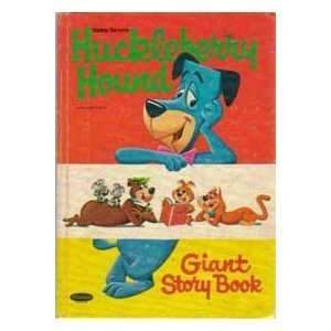 Huckleberry Hound Giant Story Book Eileen Daly Books