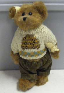 THE BOYDS COLLECTION BAILEY AND FRIENDS EDMUND T. BEAR