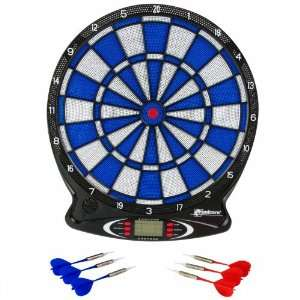 totes Electronic Dart Board   Black