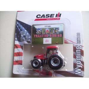 Ertl Case IH State Tractor Series Wyoming MX100 Toys