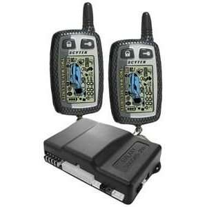 GALAXY 2000RS 2W M REMOTE STARTERS (MANUAL TRANSMISSION WITH TWO 2