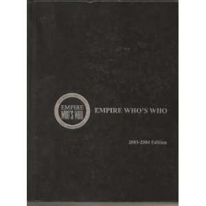 Empire Whos Who Empowering Executives and Professionals