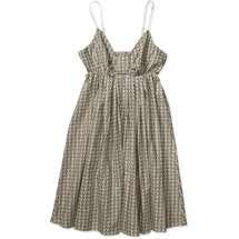 Juniors women babydoll SUMMER Beach Sun Dress clothes L Large