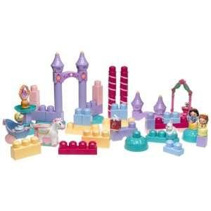 Disney Princess Mega Bloks Princess Enchanted Garden Toys
