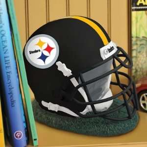 Pittsburgh Steelers Helmet Bank   NFL